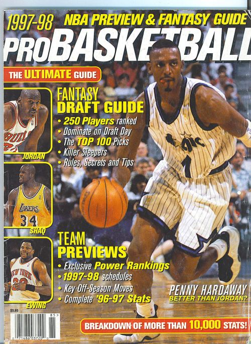 half off f0873 51399 Player Audit  How Good Was Penny  » Basketball-Reference.com Blog ...