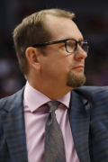 Photo of Nick Nurse