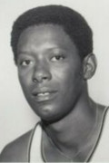 Photo of Julius Keye, 1970-71 -
