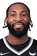 Photo of Andre Drummond, 2017-18 -