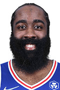 Photo of James Harden, 2018-19 -