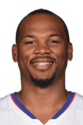 Photo of Chuck Hayes, 2007-08 -