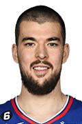 Photo of Ivica Zubac, 2020-21 -