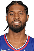 Photo of Paul George, 2018-19 -
