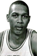 Photo of Mel Daniels, 1967-68 -