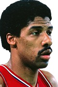 Photo of Julius Erving, 1971-72 -