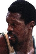 Photo of Bill Russell, 1963-64 -