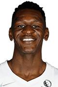 Photo of Isaac Bonga