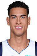 Photo of Dwight Powell, 2018-19 -